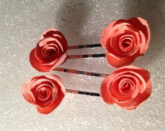 Light Orange pins(4)