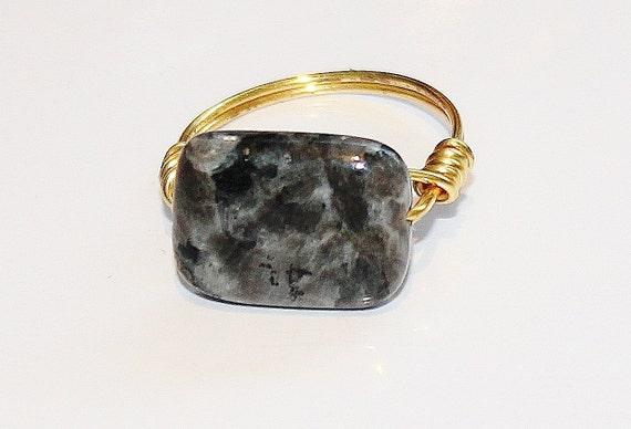 Larvikite Ring