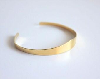 Princess Bangle Bracelet yellow gold