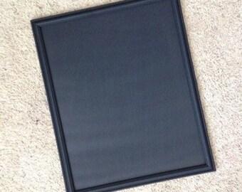 Plain Black Chalkboard