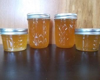 Cinnamon Apple Jelly Homemade