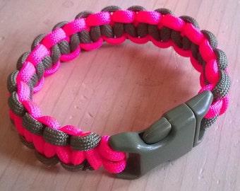 Paracord Bracelet/Bracelet