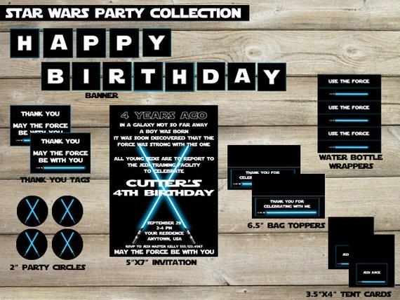 Star Wars Birthday Party, Star Wars Party, Kids Birthday, Kids Party
