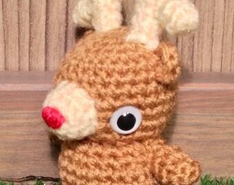 Amigurumi Reindeer