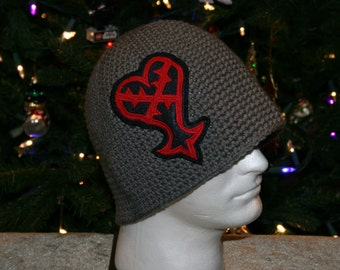 Kingdom Hearts 'Heartless' Skater Beanie