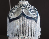 Beaded Victorian Ornament Cover