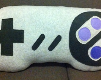 SNES Controller Pillow