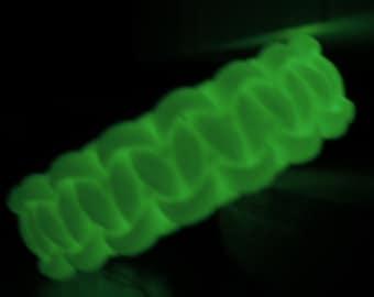 Glow In The Dark 550 Paracord Bracelet, Survival Gear