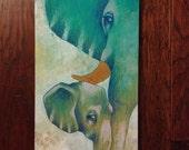 blue elephants...