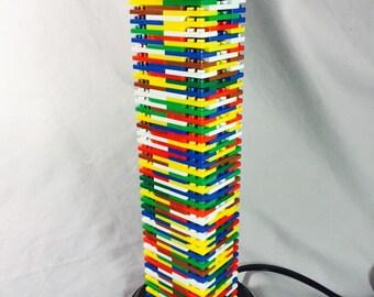 Lego Lamp - Multicolor 2.0
