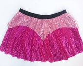 Pink Princess Running Skirt