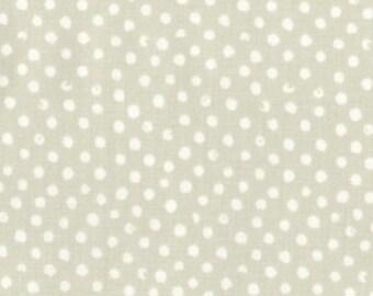 Confetti Dots in Stone by Dear Stella - 1/2 yard increments