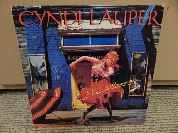 Cyndi Lauper She so Unusual Vinyl Cyndi Lauper She's so Unusual