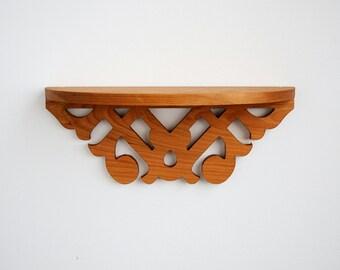 Floating Shelf for the bathroom vanity, bedroom, living room, or kitchen