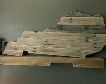 Large Reclaimed Pallet Wood State. Pick Your State.