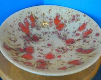 Ceramic Glazed Round bowl