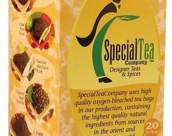 Caribbean Black - 20 Tea Bags