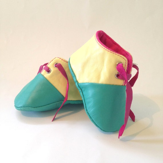 Items similar to SALES 12 18 Months Slippers Baby Shoes