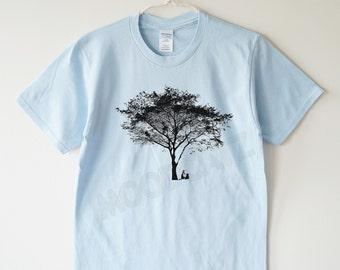 Tree cat shirt family cat tshirt kitten tshirt meow tshirt women shirt men shirt women tee shirt men tee shirt women tshirt men tshirt