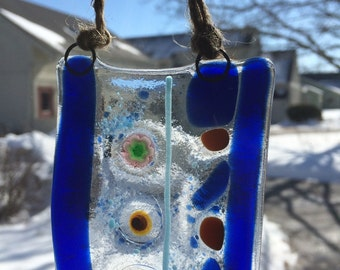 Abstract Sun Catchers