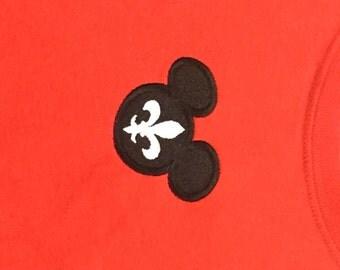 the Mouse-de-Lis T-shirt Children