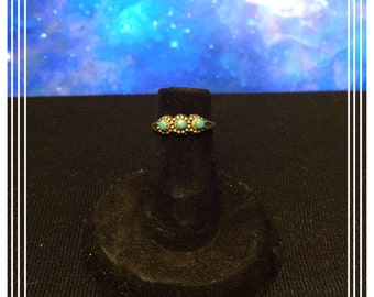 Turquoise Midi Ring