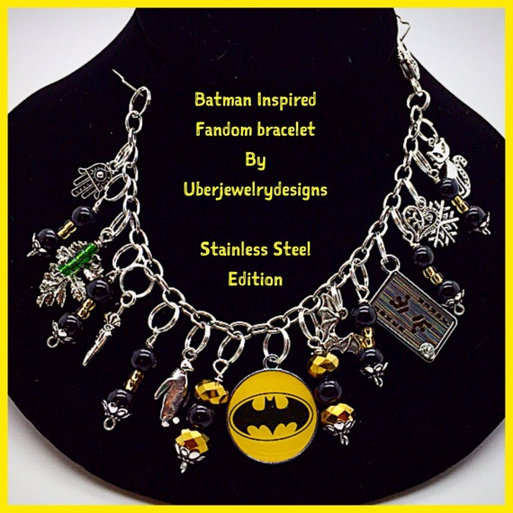 batman charm