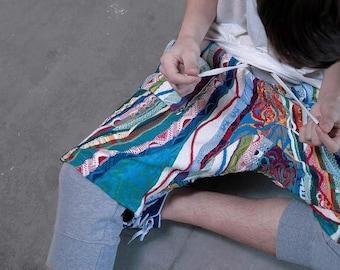 Vintage COOGI BIGGIE shorts- convo for more info