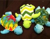 Sea Turtle Plushie