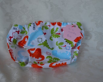 SALE 3-6 months diaper cover - everyday wear - photo prop