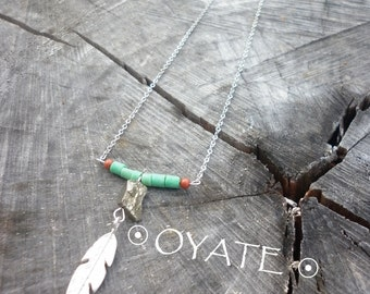 OYATE Collection STONES  turquoise