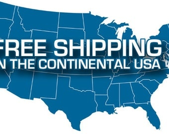 Discount Code - FREE SHIPPING Continental USA only!