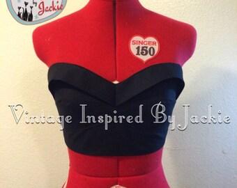 Vintage 1950s Betty Suntop
