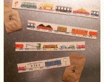 magnetic Little train - A. Grée