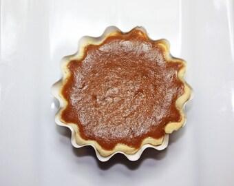 """Mini Pie, Pumpkin Pie - 1/2 dozen of 3"""" mini pies"""