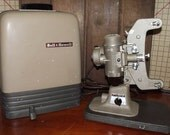 Bell and Howell 8mm Film Projector 1960s