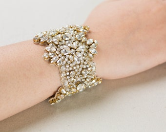 Wedding Bracelet - Viva Gold