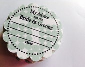 Wedding Advice Cards For Guests 65 pieces Shabby Chic Marriage Advice Cards