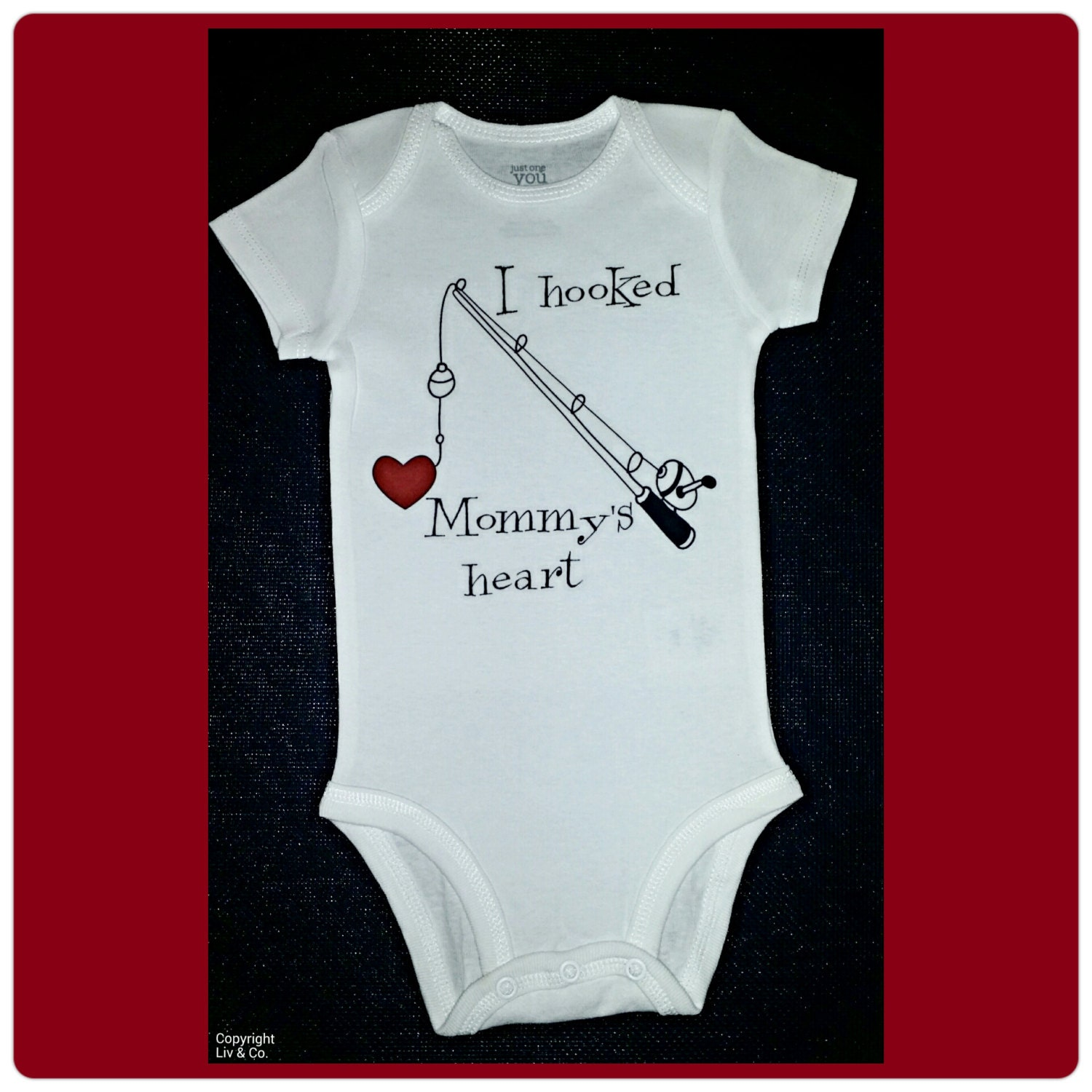 Baby Girl Clothes Baby Boy Clothes Fishing By