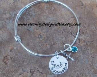 personalized godmother godfather keychain by eternitydesignsdria. Black Bedroom Furniture Sets. Home Design Ideas