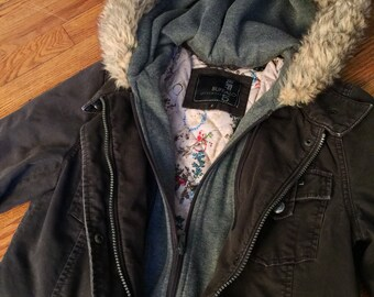 Awesome military style winter jacket
