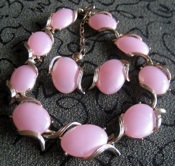 pink moonstone jewelry vintage - photo #15