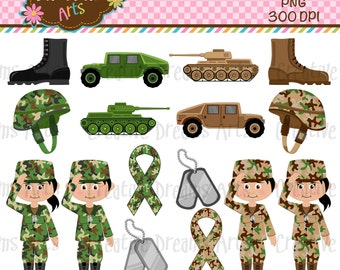40% Off! Military/Army Digital Art Instant Download