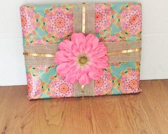 ADD ON to your order! Custom gift wrapping!