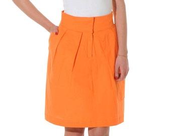 Skirt-Holiorange