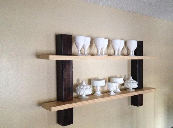 Modern Rustic Wall Decor: Modern Rustic Home Decor Wall Decor Wall Shelves Kitchen