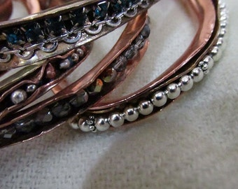 Easy Anticlastic Bracelets tutorial