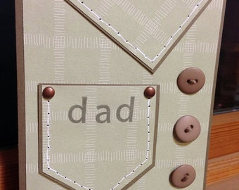 Fathers Day Card in Handmade