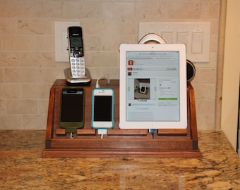 Electronic Device Charging station