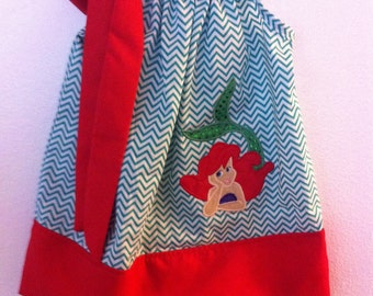 Ariel pillowcase dress